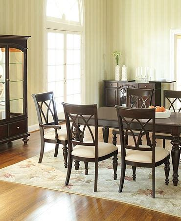 Macys Dining Room Sets by Our Set Macy S Bradford Dining Set Dining Room