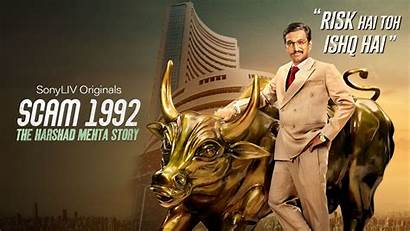 Scam 1992 Mehta Harshad Series Story Backgrounds