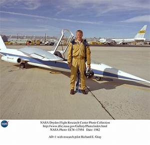 NASA Dryden AD-1 Oblique Wing Photo Collection