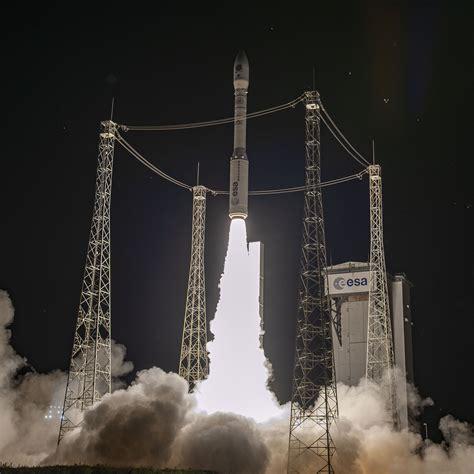 ESA - Previous launches
