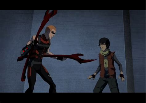 DC Young Justice Arsenal - Bing images