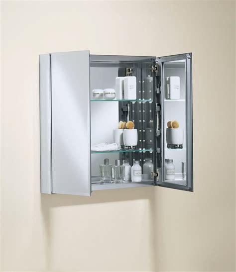 kohler mirror cabinet kohler k cb clc2526fs 25 by 26 by 5 inch door