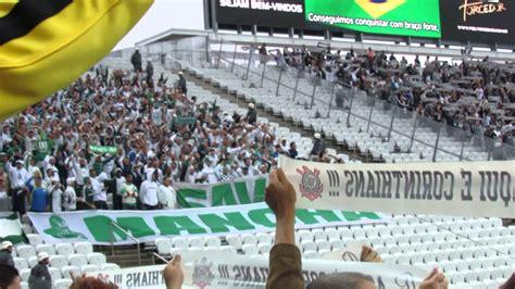 Torcida do Palmeiras: Falta de respeito com o Hino ...