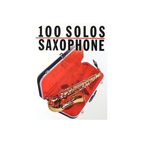 100 Solos saxophone, assoli sassofono www.birdlandjazz.it