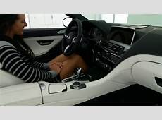 2017 BMW M6 with Opal White Interior Exhaust Sound 20
