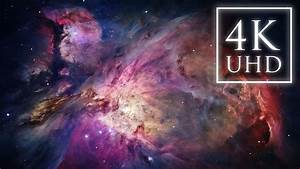 The Orion Nebula ~ Ultra HD 4K ~ - YouTube