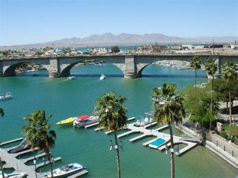 Las Vegas Sportsmen S Boat Rv Travel Show by Great Views Picture Of Bridge Resort Lake Havasu