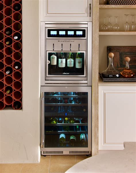 dacor wine dispenser dacor brings wine experience to your home 3077