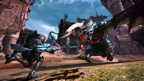 Free-to-play Mmorpg Tera Is Available To Download Now On