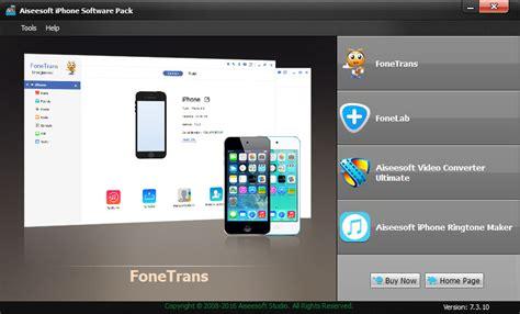 iphone software aiseesoft iphone software pack screenshot x 64 bit
