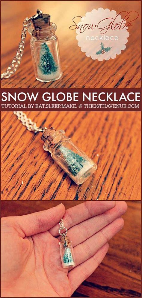 beautiful diy snow globe ideas tutorials