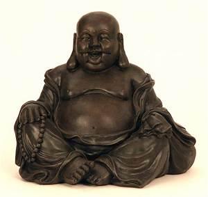 Buddha Figuren Kaufen : riesen buddha asiatische figur 25cm sitzt und lacht asia gl cksbringer figuren ~ Indierocktalk.com Haus und Dekorationen