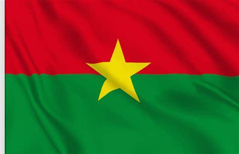 Burkina Faso Flag