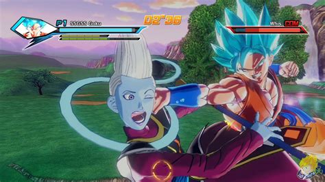 dragon ball xenoverse ps ssgss goku dlc  whis