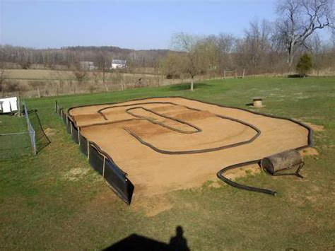 Backyard Rc Track Ideas by Outdoor Rc Track Area Pumpkin Patch Plans