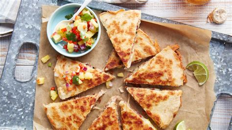 Gift Ideas For The Kitchen - quesadillas al pastor recipe southern living