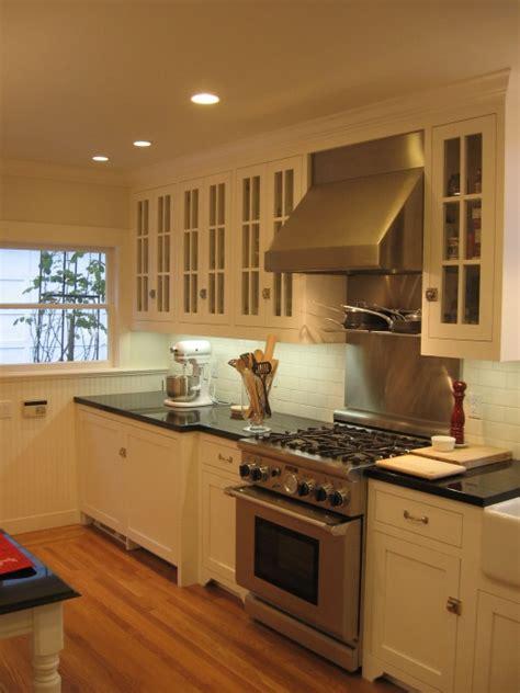 absolute black granite cottage kitchen hgtv