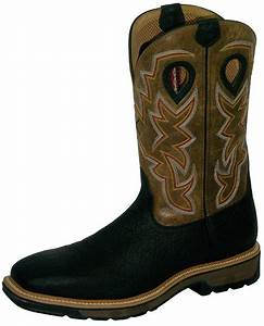 pungo ridge twisted x men39s lite cowboy work boot w With cowboy safety boots