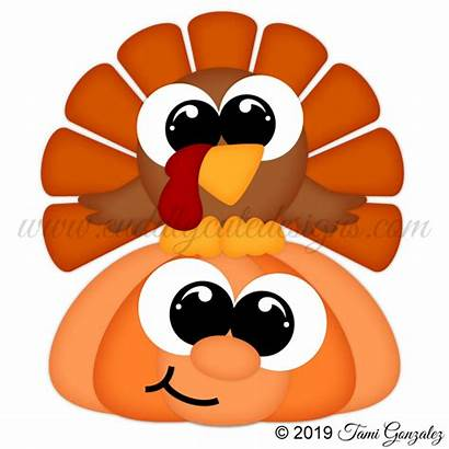 Silly Turkey Thanksgiving Cuddlycutedesigns