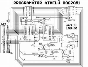 Atmel At89c2051 Programmer