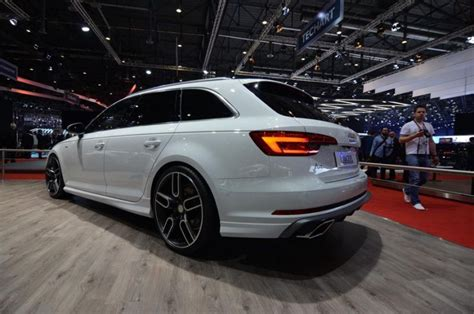 audi a4 avant b9 tuningblog eu new post has been published on der tuning und