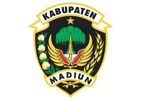 logo kabupaten madiun vector  logo vector