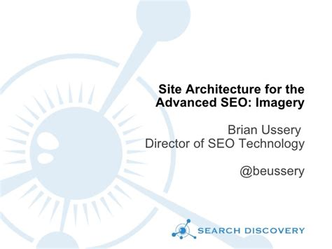 seo technology site architecture for advanced seo images