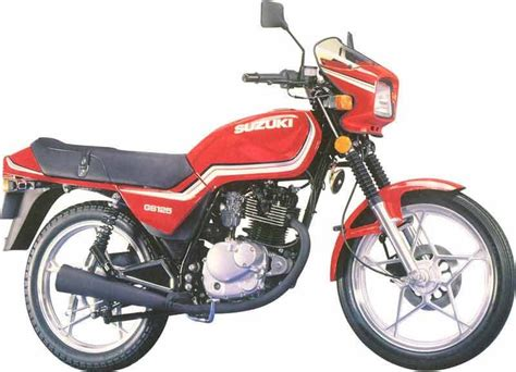 Suzuki Gs 125 by Suzuki Gs125 1982 2000 Review Mcn
