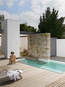 Kleiner Pool Terrasse : 176 besten kleiner pool im garten bilder auf pinterest ~ Michelbontemps.com Haus und Dekorationen