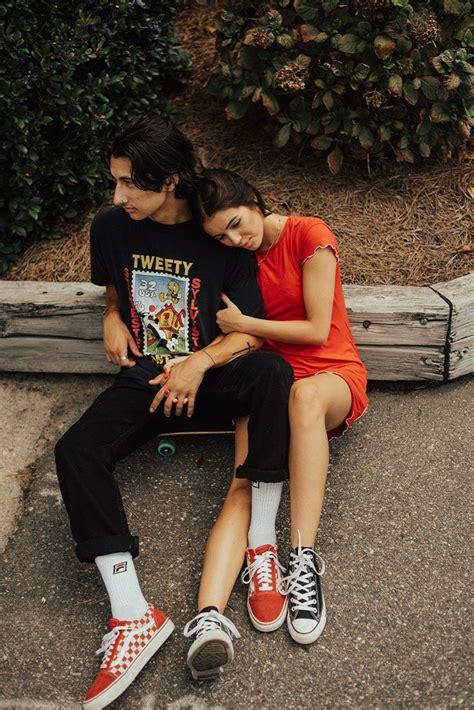 Virginia Beach Skateboarding Couple In 2020 Couple