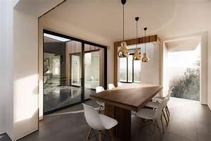 Dining Table Patio Doors Gold Pendant Lights Modern