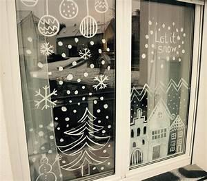 Fenster Bemalen Weihnachten : advent fenster bemalen mit nat rlicher farbe besser leben ohne plastik ~ Watch28wear.com Haus und Dekorationen
