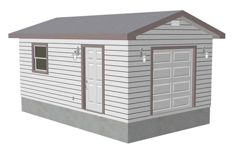 free shed plans 12x20 how to build diy by
