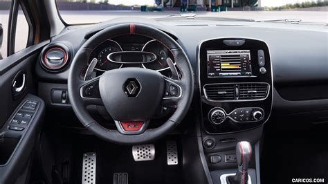 renault clio interior 2017 2017 renault clio r s 200 edc interior cockpit hd