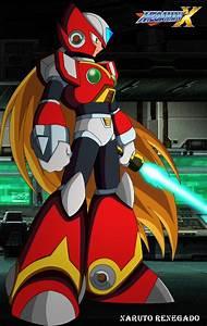 Megaman X: Zero by NarutoRenegado01 on DeviantArt