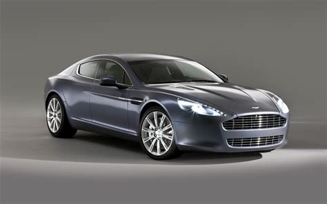 Aston Matin Car : Aston Martin Rapide Car Wallpapers