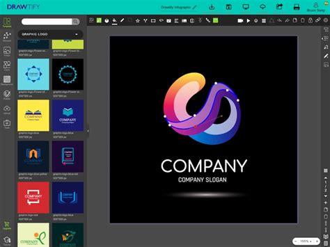 logo maker vector logo design   drawtify