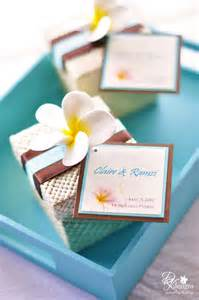 wedding favors 1 dk designs destination hawaii wedding favors