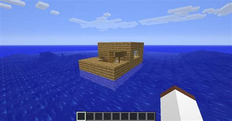 Minecraft Boat Banner by The Boat Adventure A Zeppelin Mod Map Minecraft Project