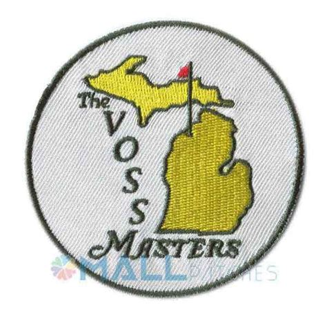 custom golf patches custom logo patches custom patches maker