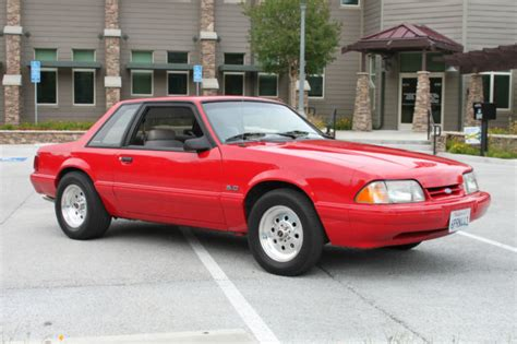 small engine service manuals 1992 ford mustang on board diagnostic system 1992 ford mustang fox body for sale in newhall california united states for sale photos