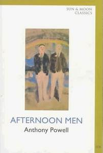 Afternoon Men by Anthony Powell — Reviews, Discussion ...