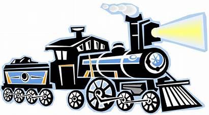 Steam Train Engine Clipart Cartoon Museum Transparent