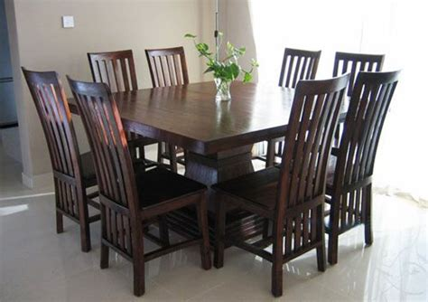 best square dining room table with 8 chairs photos home