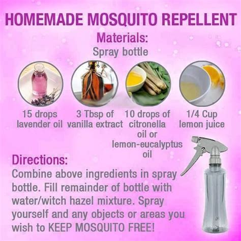 best mosquito repellent for home homemade mosquito repellent for the home pinterest