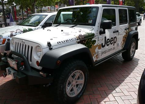 2007 Jeep Wrangler Jk Unlimited Rubicon Softtop Jeep