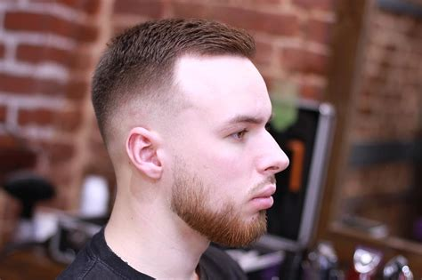 top  cool mens hairstyles  receding hairline