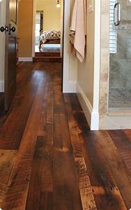Wood flooring in my home plus inspiration and concerns for Different width hardwood flooring