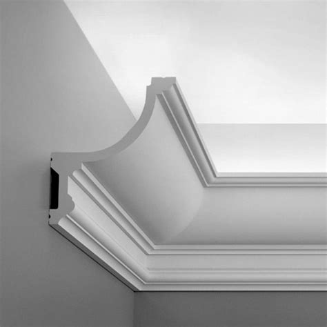 Crown Molding With Built In Led Uplighting Oracdecorcom