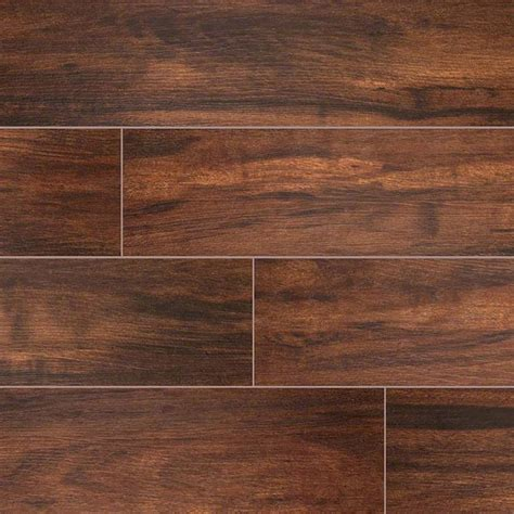tile that looks like wood botanica teak wood look tile